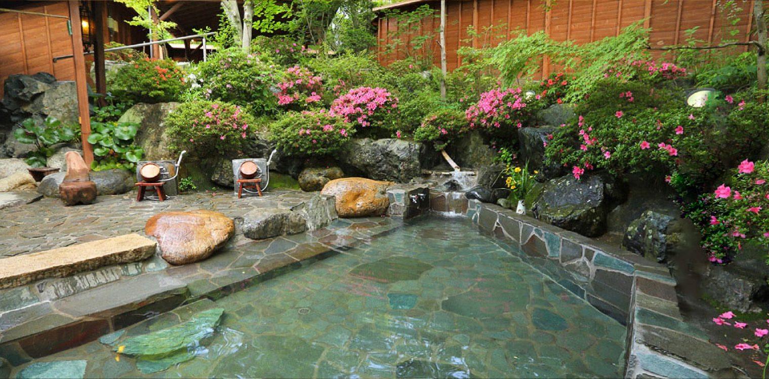 秩父郡長瀞町 ホテル セラヴィ お風呂