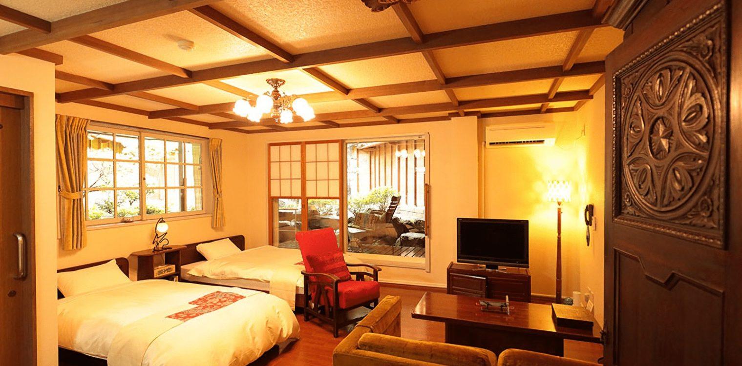 秩父郡長瀞町 ホテル セラヴィ お部屋