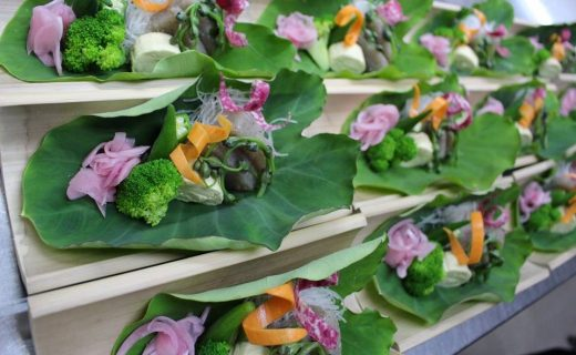 長瀞ホテル セラヴィ 9月の夕食献立